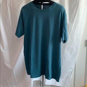 3/$24 Eddie Bauer Legend wash teal t-shirt TXL